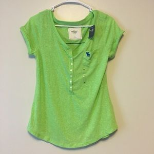 NWT Abercrombie & Fitch Shirt Small